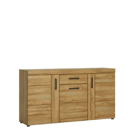 3 door 1 drawer sideboard